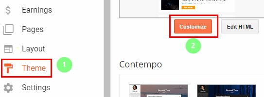 How to add responsive table in blogger post @Blogger Theme Customize