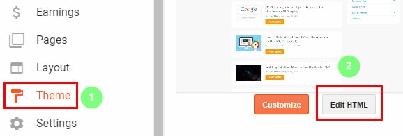 How to add responsive table in blogger post  @Blogger Theme Edit HTML