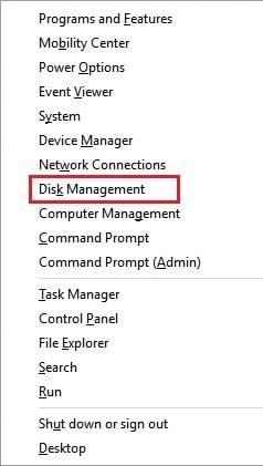 Hide Entire Drive Partition Using Disk Management