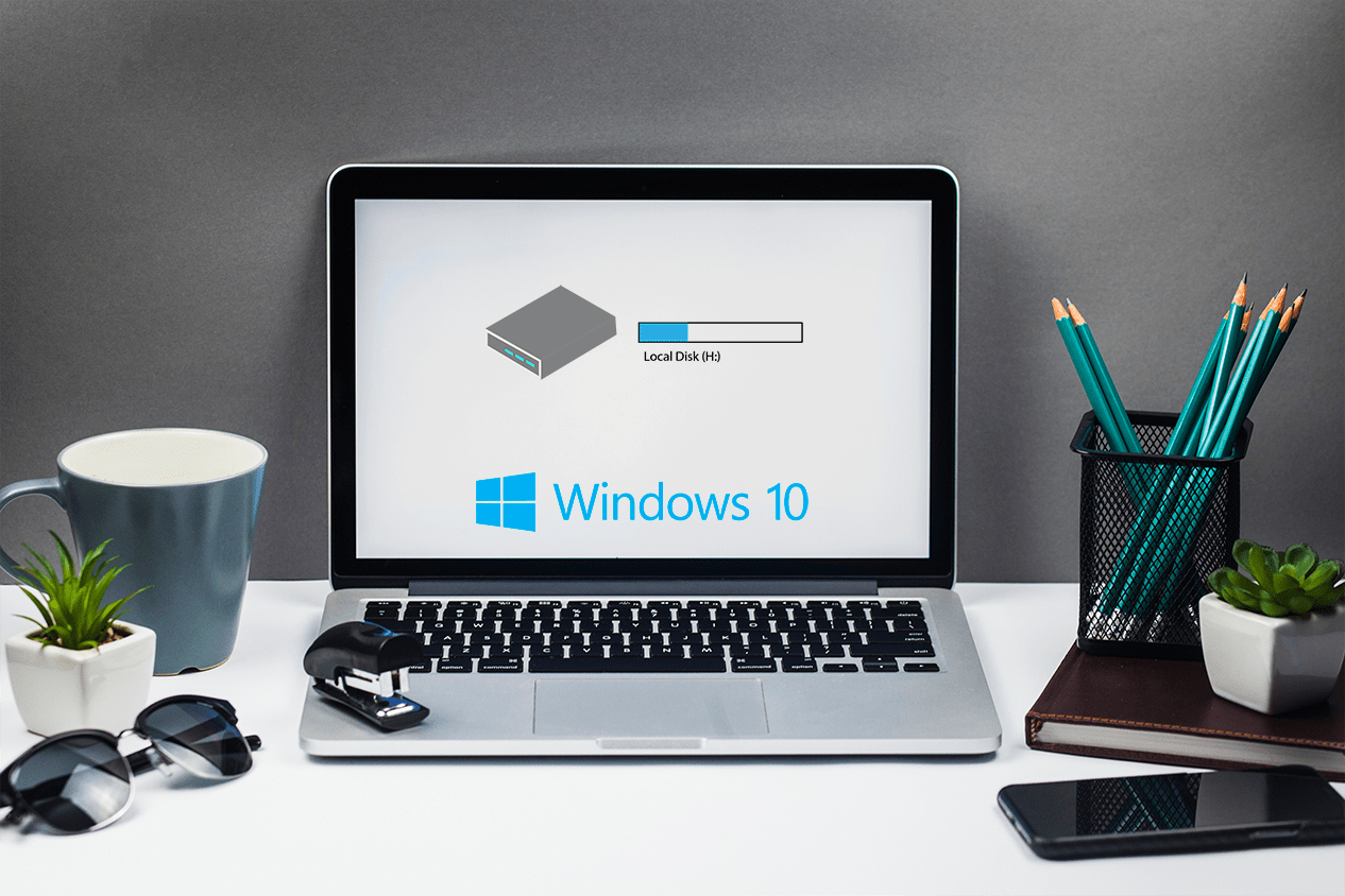 How To Hide An Entire Drive Partition On Windows 10