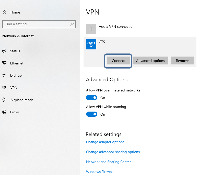 Setting Up VPN Connection On Windows 10 Using PPTP And OpenVPN Protocol- connecting VPN through PPTP